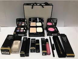 2016 new 9 sets makeup eye shadow eyeliner maa lipstick lip gloss blush foundation powder brand channel