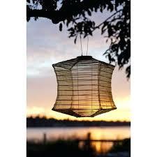 allsop soji stella solar lantern pod lane home and garden silk effects bronze square sunset large