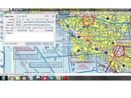 Google Earth Aeronautical Charts Overlay How Can I Overlay A Vfr Sectional On Another Map To Identify