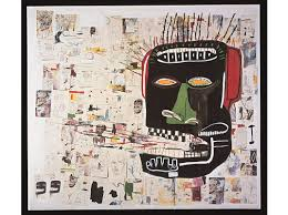 his teeming canvases were like a browser window with lots of diffe tabs open says nairne the estate of jean michel basquiat licensed by artestar