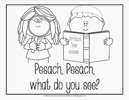 Pesach Pesach What Do You See