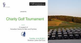 Second Annual Golf Tournament Fundraiser (June 20, 2017) – Canadian ...