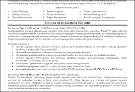 Construction Project Manager Job Description Resume From Human