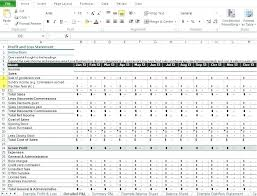 excel income statement business case excel template free p l statement excel income