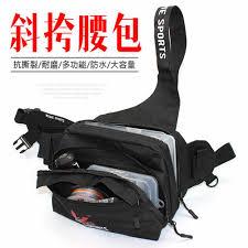 <b>Fishing Tackle Bag</b> ABU GARCIA Waterproof Pockets <b>Waist</b> ...