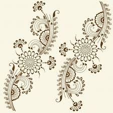 Henna Pattern Stunning Henna Vectors Photos And PSD Files Free Download