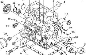 Center camshaft bearing needle bearing
