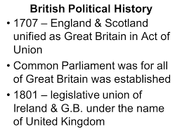 Image result for 1801–The legislative union of Kingdom of Great Britain and Kingdom of Ireland is completed