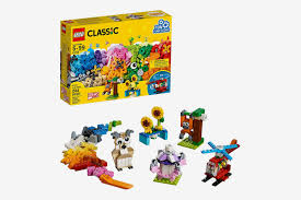 lego clic bricks and gears building set