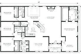 ranch house floor plans ranch house ranch house floor plans 4 bedroom love this simple no