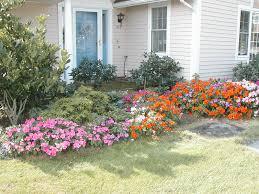 Landscaping flower bed in Herndon, VA