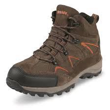 northside men s snohomish waterproof mid hiking boots