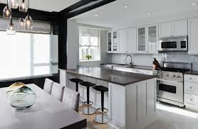 Modern Kitchen With Bar Lovely Modern Kitchen With Bar 68 Concerning Remodel Decorating
