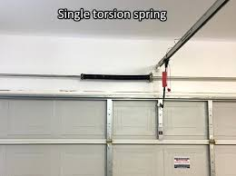 garage door cost to replace photo 2 single torsion spring on a spring prefer garage