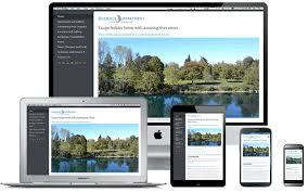apartment website design. Responsive Web Design By Piccante Apartment Website