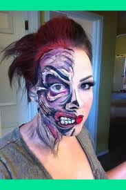 two face inspired