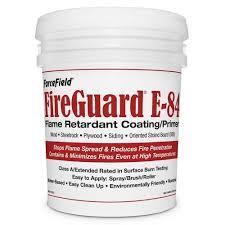 forcefield fireguard e 84 5 gal intumescent primer