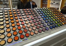 lisa eldridge make up my visit to the berlin kryolan make up factory