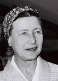 Simone De Beauvoir Quotes New Simone De Beauvoir Wikipedia