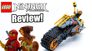 A Good Set You Shouldn't Miss! - LEGO Ninjago Cole's Dirt Bike Review -  Season 11 Set 70672 - YouTube