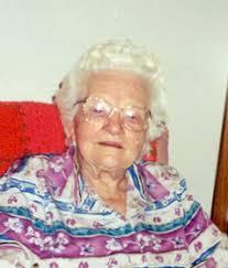 Effie Miller Borntrager (1907-2007) - Find A Grave Memorial