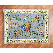 how to latch hook rug needlework cross stitch thread embroidery kits carpet embroidery latch hook rug
