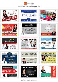 for lease sign template real estate yard sign templates real estate agent yard sign