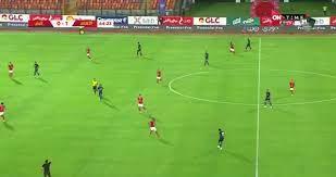أهداف مباراة الأهلي وإنبي (2-0) اليوم في الدوري المصري - كورة 365