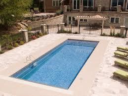 latham pools best pool warranty fiberglass swimming pools