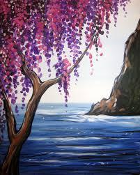 resultado de imagen para learning to paint canvas tree canvas paintingscanvas painting natureeasy