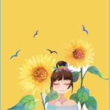 Lock Screen Sunflower Wallpaper Phone ...