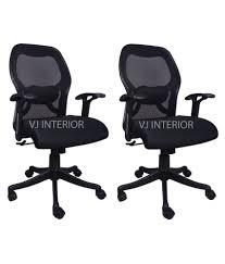 desk chair combo. VJ INTERIOR NET BACK OFFICE CHAIR COMBO Desk Chair Combo A