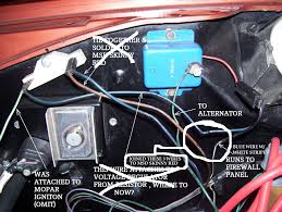 msd ignition and voltage regulator mopar forums to the coil that is gone i did check msd forum for similar and found one that went on forever didn t sound like they really had a good answer