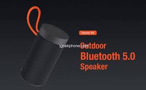 <b>Xiaomi XMYX02JY</b> Speaker Review: <b>Mi</b> Outdoor Bluetooth 5.0 ...