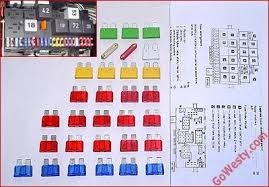 complete fuse replacement bundle gowesty 86 Vanagon Fuse Panel Wiring Diagram 86 Vanagon Fuse Panel Wiring Diagram #5 86 vanagon fuse box diagram
