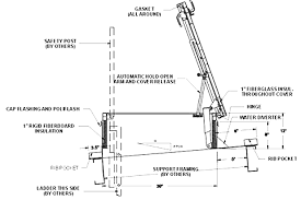 curb plus hatch ilration product installation drawing