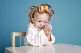 大人顔負け入園式卒園式におすすめの子どもの髪型 ママリ