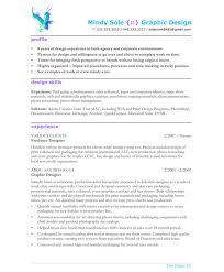 Sample Graphic Design Resume 14 Old Version Techtrontechnologies Com