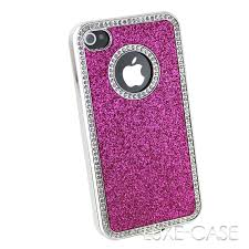 iphone 4 cases for girls. sparkling nights hot pink glitter rhinestone iphone 4/4s case iphone 4 cases for girls p