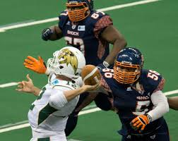 Spokane Shock lose to the San Jose SaberCats 52-34 - A picture story at The  Spokesman-Review