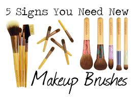 11 19 5 signs you need new makeup brushes
