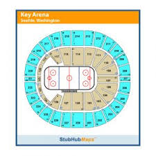Tacoma Dome Seating Chart With Rows Elegant Keyarena At
