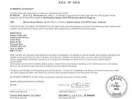 Car Sale Receipt Template Example 2 Bill Of Uk Free Sales Invoice