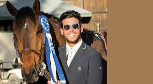 Venezuelan Show Jumping Star Emanuel Andrade Feels At Home In Show ...