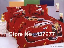 race car mickey mouse red bedding set for kids toddler egptian cotton reversible twin quilt duvet cover comforter sets 3 4 bedding sheets queen duvet cover