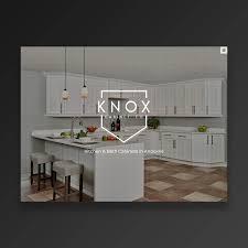 knox cabinet pany web design