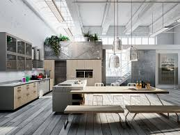 Loft stands out as a #kitchen with a vintage twist, decidedly ...