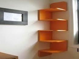 ikea modern floating corner shelves | ... Amazing Wall Shelf Ideas: