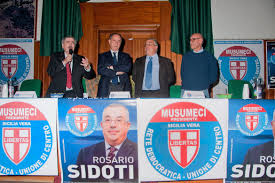 Calorosa accoglienza per Lorenzo Cesa degli amici di Saro Sidoti a Patti