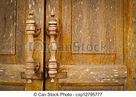 old door background csp12795777